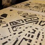 Haptické mapy pro nevidomé