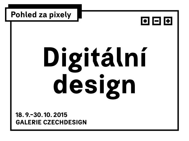 Digitální design - Pohled za pixely