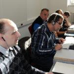 Jaké byly workshopy o ICT pro zrakově postižené ve středisku Teiresiás?