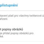 Twitter je opět o něco přístupnější nejen pro uživatele se zrakovým postižením