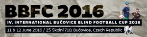 Bučovice Blind Football Cup 2016