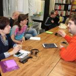 Hledáme témata a lektory na květnový běh Agory – workshopů o ICT pro uživatele s těžkým postižením zraku ve Středisku Teiresiás