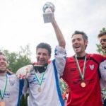 Podpořte prosím pátý ročník turnaje ve futsale pro nevidomé – BBFC 2017