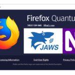 Firefox Quantum a odečítače obrazovky: jaký je aktuální stav?