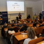 Podzimní Agora 2018: s novinkami v oblasti ICT pro zrakově postižené se přišlo seznámit přes 150 zájemců