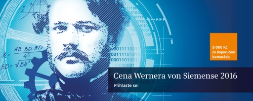 Cena Wernera von Siemense 2016