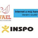 INSPO 2019: Cena Nadace Vodafone Rafael a literární soutěž Internet a můj handicap