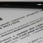 Světluška vyhlásila výběrové řízení na poskytnutí nadačních příspěvků v rámci Stipendijního grantového programu
