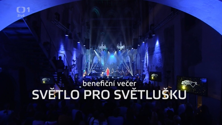 Světlo pro Světlušku 2018 v České televizi