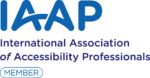 International Association of Accessibility Professionals - Member