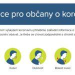 COVID-19: Informace pro občany o koronaviru