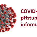 COVID-19: Jak publikovat a kde hledat informace v přístupné podobě o situaci, související s koronavirem