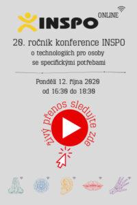 Sledujte živý přenos INSPO 2020