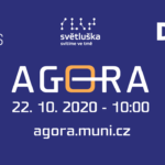 Fall Agora 2020 ONLINE Starts on Thursday, October 22nd at 10 AM (CEST) with a Live Stream of the Plenary Session