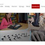 Nabídka bezplatného intenzivního online školení o přístupnosti digitálního prostředí