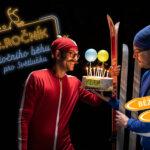 Noční běh pro Světlušku slaví desáté narozeniny. Účastníci si kromě běhu vychutnají i nový cirkus
